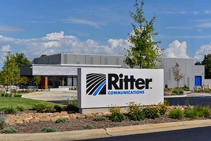 Ritter Communications Data Technology Center