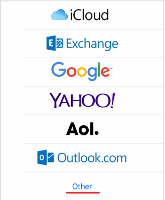 email client options
