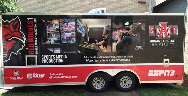 ASU Mobile Media Unit