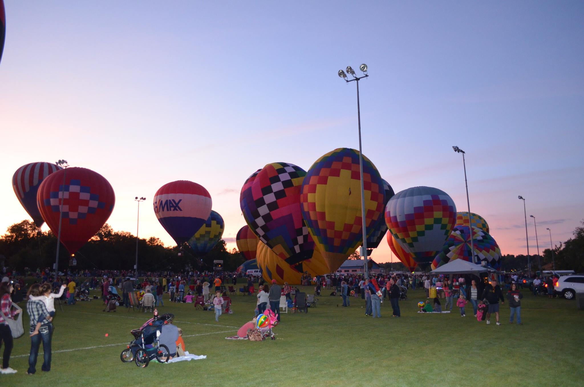 AR Hot Air Balloon Festival 2016