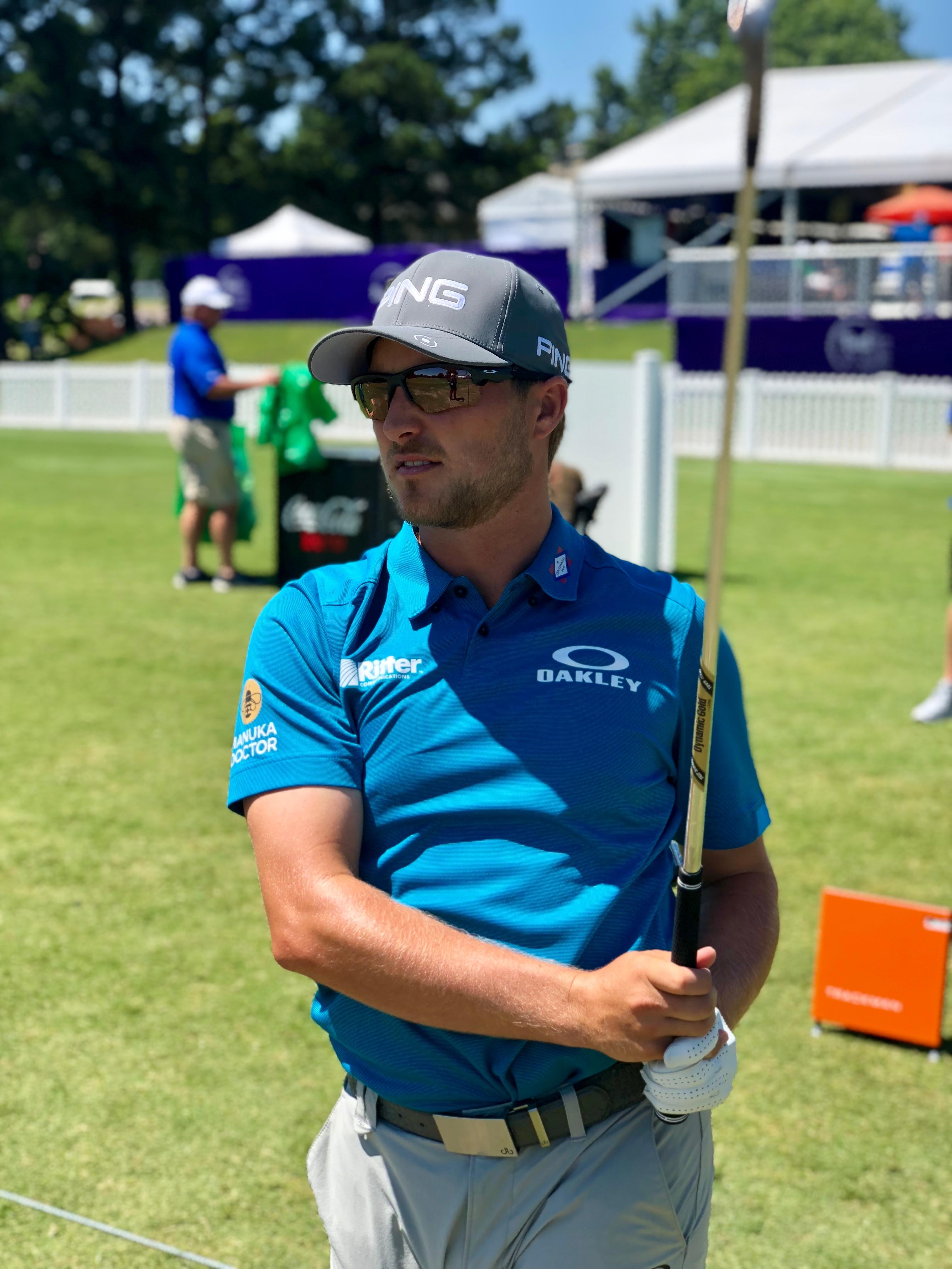 Austin Cook Jonesboro Golfer