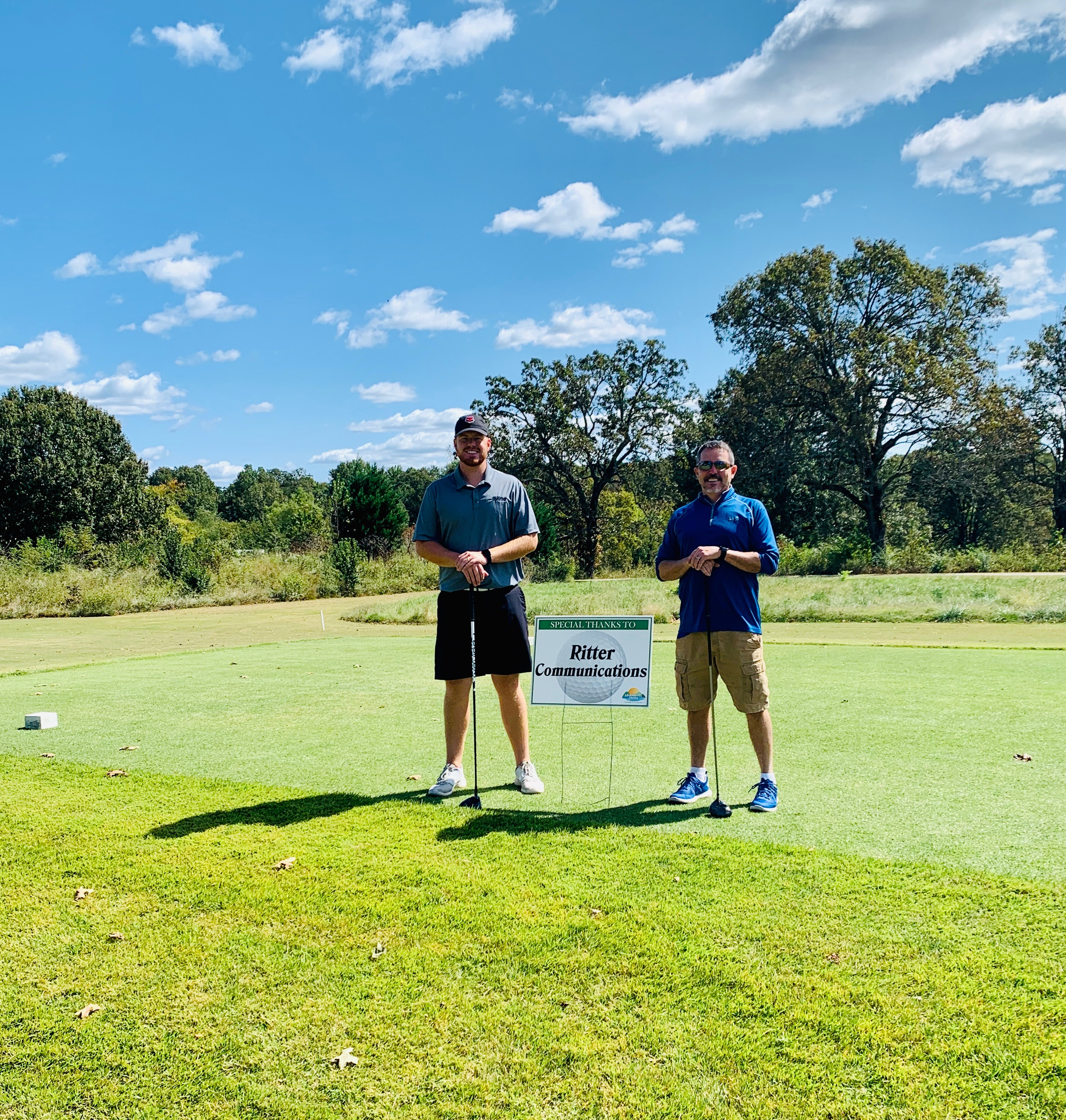Mountain Home Chamber of Commerce Two-Man Scramble Golf Tournament