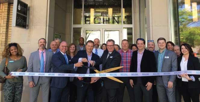 Ritter Communications Technology Park Ribbon Cutting in Little Rock