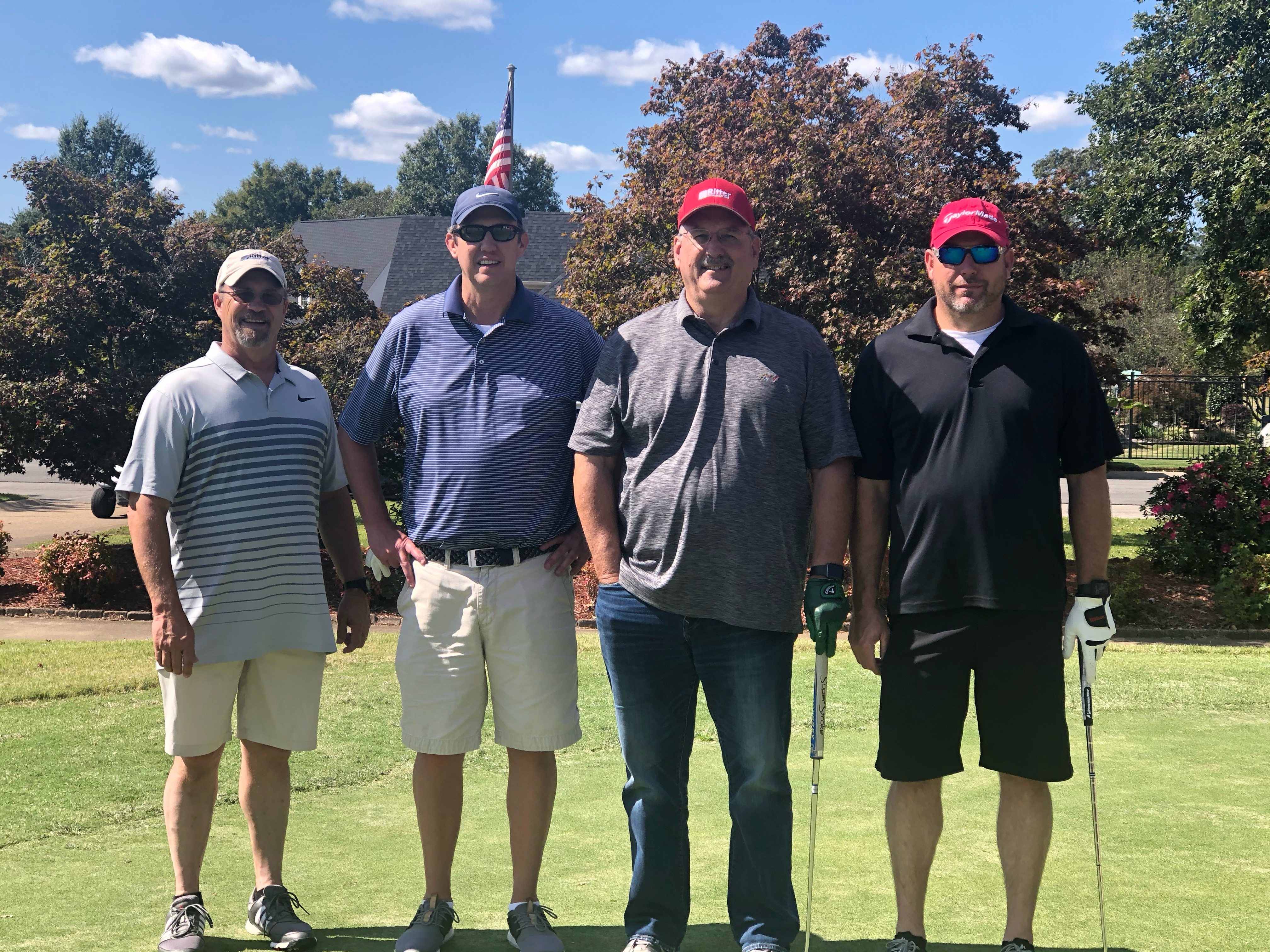 Searcy Chairman's Memorial Golf Tournament