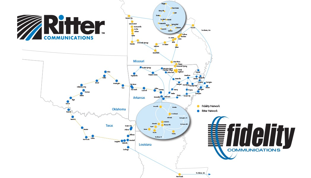 Ritter and Fidelity Partnership