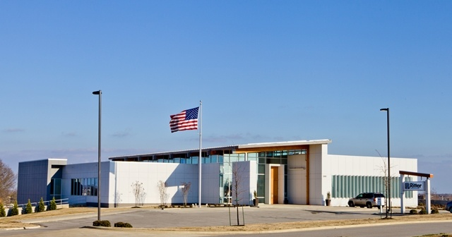 Ritter Communications Awarded LEED® Silver Certification