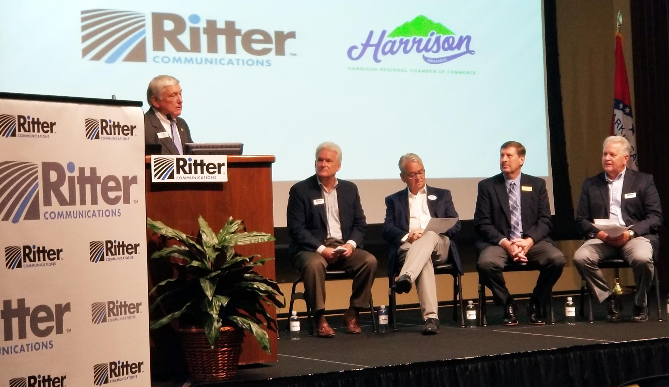 Harrison Press Conference