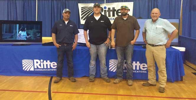 2017 Taste of Millington Ritter Communications